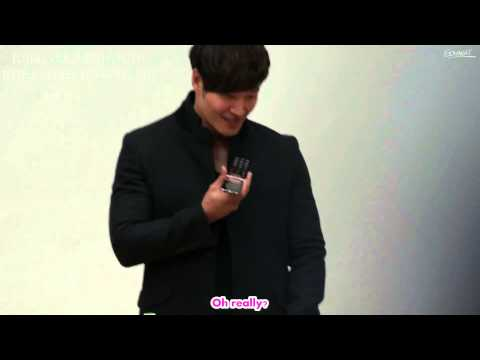 [Vietsub-Engsub] KAIST Lecture - Kim Jong Kook gọi cho Song Ji Hyo!