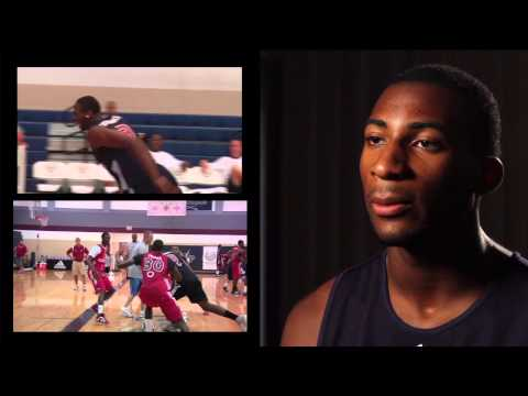 Detroit Piston's Andre Drummond - Adidas Nations