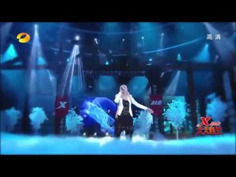 Shila Amzah - Let It Go (天天向上 28032014)