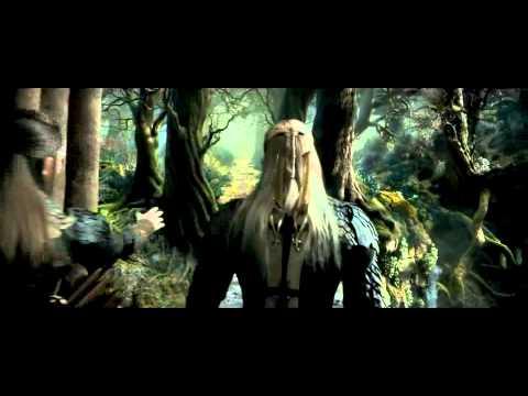 The Hobbit desolation of smaug trailer official 2013 (God Partical-Hieu)