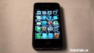iPhone 4 update softvera preko Wi-Fi-ja sa 5.1 na 5.1.1