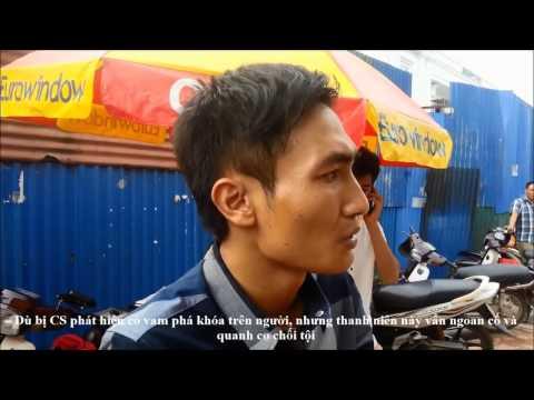 NK141 Tập 174: Đi xe ăn trộm, thanh niên bị hình sự