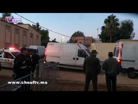 حصري و بالفيديو..شوفو أشنو وقع لحظة خروج جماهير الرجاء من ملعب الفوسفاط بخريبكة   |   خارج البلاطو