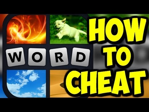 4 Letters 1 Word Answers