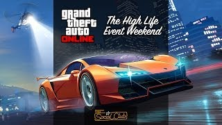 GTA Online: The High Life Rockstar Broadcast Show Feat