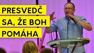 Presvedč sa, že Boh pomáha - Jacek Slaby