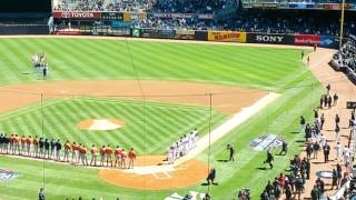 Opening Day 2016 at Yankee Stadium: Astros vs Yankees 4-5-2016