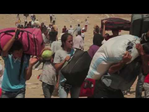WORLDMAGNUM: SYRIA: OVER 30,000 REFUGEES FLEE into IRAQ in SIX DAYS (UNHCR)