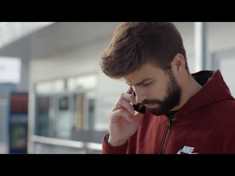 NUJEEN'S DREAM | Gerard Piqué #SharingDreams