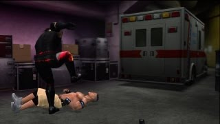 WWE 13 Ambulance Match Ideas