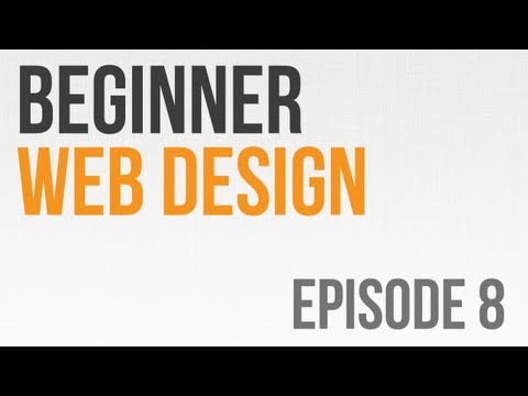 Beginner Web Design Ep. 8: CSS Box Effects