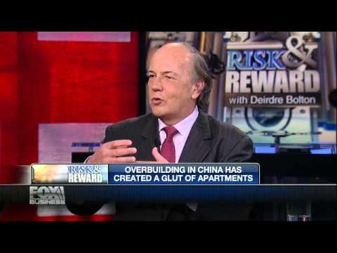 Jim Rickards: China To Sell U.S. Treasuries In Wake Of Real Estate Crash