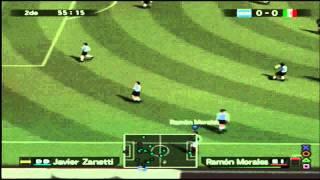 México Vs Argentina Winning Eleven 9