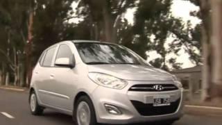 Hyundai I10 1.2 Test Matías Antico