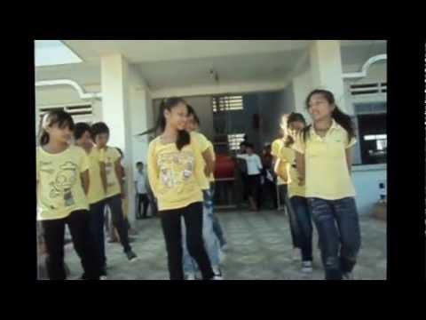 Bay lên nhé nụ cười ( THCS Bình Thạnh )-Lớp 8