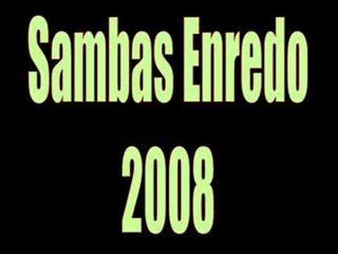 Samba Enredo -Grande Rio 2008