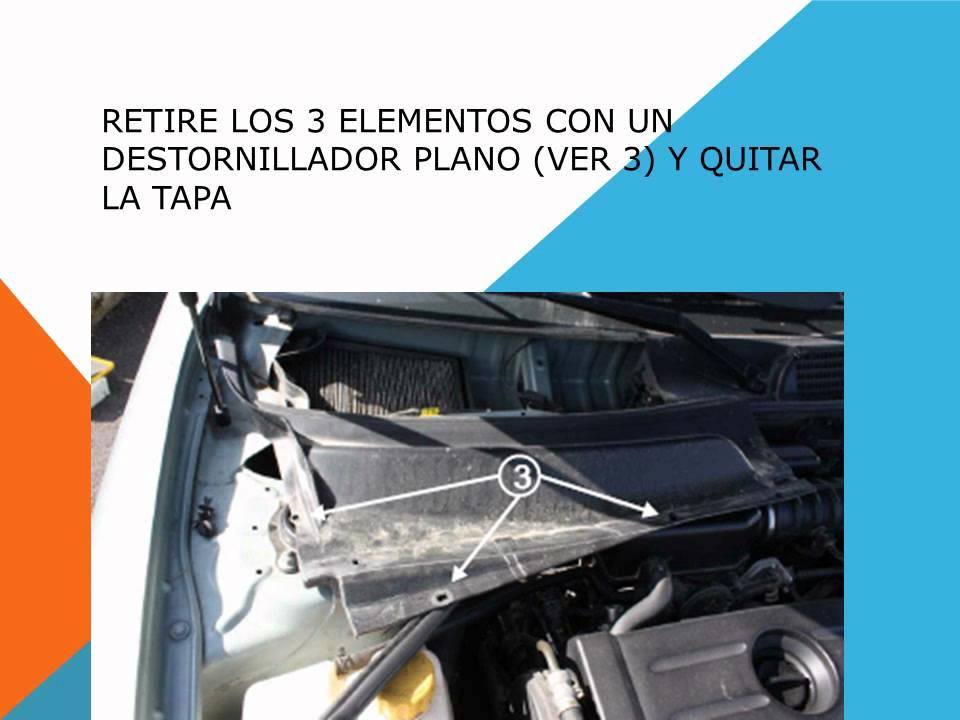 El motor toyota la gasolina 2.7