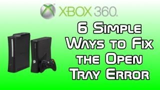 6 Simple Ways To Fix The Open Tray Error For Regular