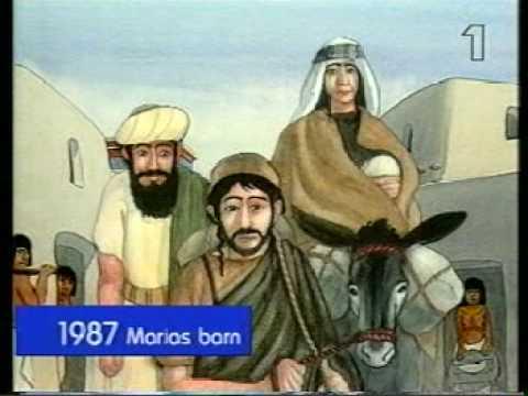 Julkalendrar 1979-1989