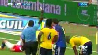 Colombia Vs Chile (3-3) Eliminatorias Mundial Brasil 2014