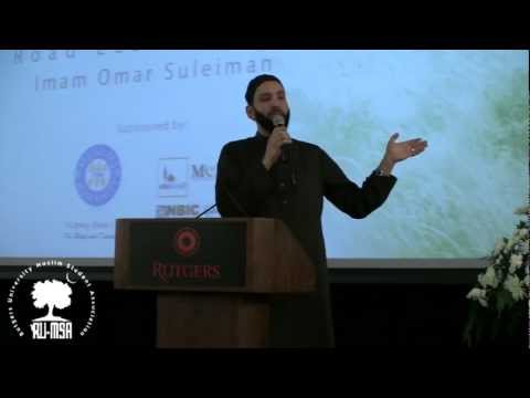 &quot;The Road Less Traveled By&quot; by Sh. Omar Suleiman - Road to Revival Conference 2012