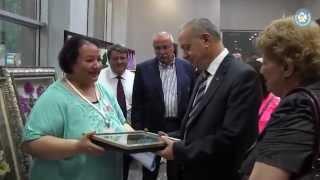 Başkan Ergün, Sanat Galerisini Müjdeledi