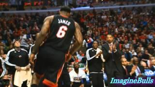 Fly Union- Long Run Ft. Lebron James [HD] 2K14 NBA Champions