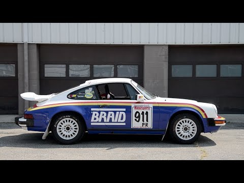1984 Porsche 911 Carrera - WINDING ROAD Sights & Sounds