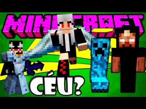 Irmão do Herobrine =O - Minecraft The Ether