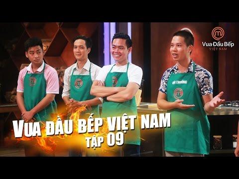 MasterChef Vietnam - Vua Đầu Bếp 2015 - TẬP 8 - FULL HD - 24/10/2015