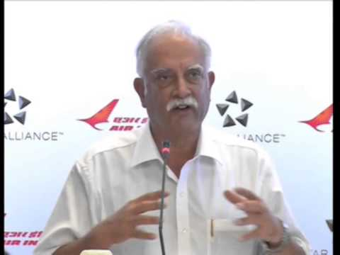 25 June, 2014 - Air India joins Star Alliance group