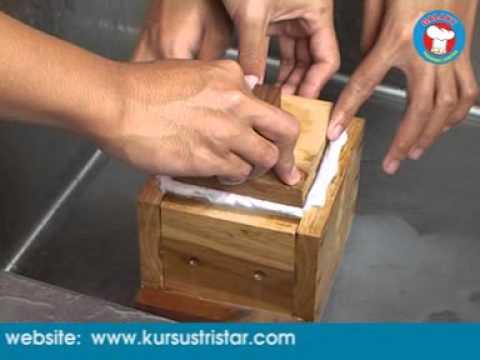 Pelatihan Cara Membuat Tahu Sutra dan Tahu Sumedang. - Tristar Galaxy