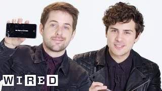Smosh Shows Us the Last Thing on Their Phones | WIRED