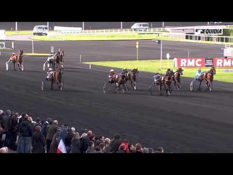 Vidéo de la course PMU PRIX DE LA MAYENNE (PRIX CUSTOM)