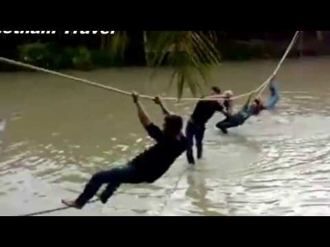 TRY NOT TO LAUGH or GRIN: Funny Fails Game in Tours Vietnam Travel