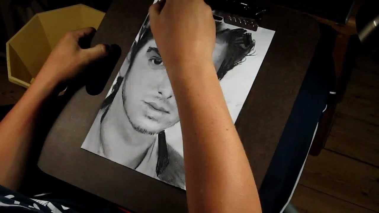 Quick Sketch - ANDREW ... Andrew Garfield