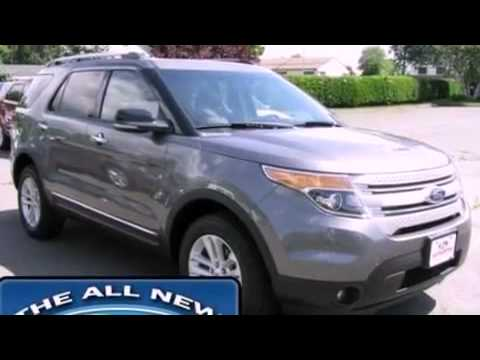 2013 FORD EXPLORER Northampton MA