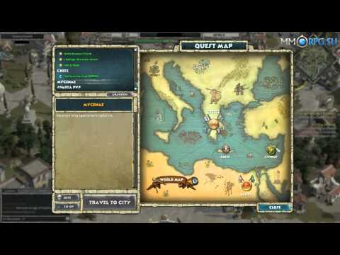 Видео-обзор Age of Empires Online