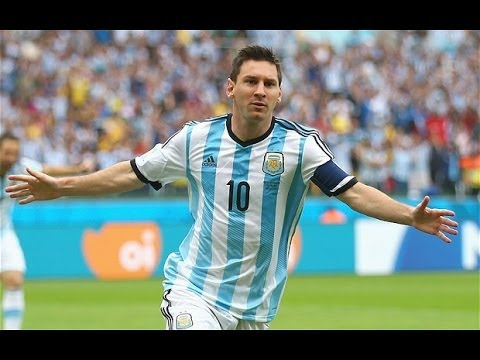 World Cup 2014: Lionel Messi - one of the greatest players of all time?
