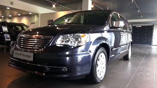 2015 Chrysler Grand Voyager. Limited. Review.. MegaRetr