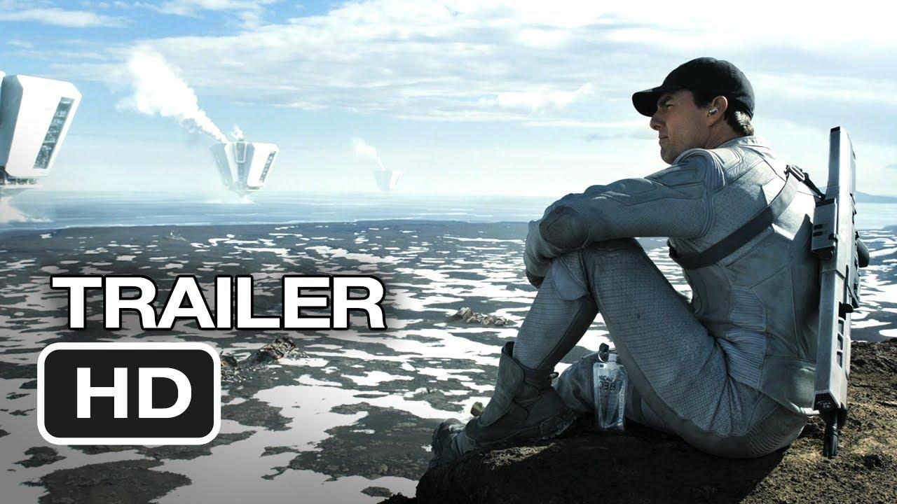 Oblivion Trailer 1 Tom Cruise Sci Fi Movie Hd Youtube