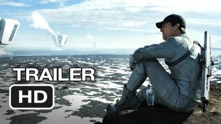 Oblivion Trailer 1 Tom Cruise Sci-Fi Movie HD