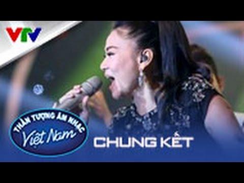 [CHUNG KẾT] VIETNAM IDOL 2015   ĐỪNG YÊU - THU MINH   FULL HD
