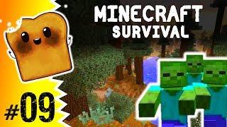 Minecraft Po Polsku: Survival Upiorne Tunele #9