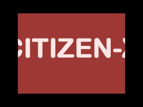 """CITIZEN-X THEME, Main theme from the soundtrack to """"Citizen X"""", composed by Randy Edelman. """"Citizen X"""" is a 1995 American made-for-TV crime film directed by Chris Gerolmo."""