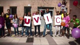 Train Hey Soul Sister Lip Dub UVic (Official)