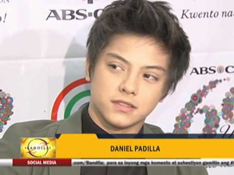 Daniel Padilla inks deal with Star Cinema