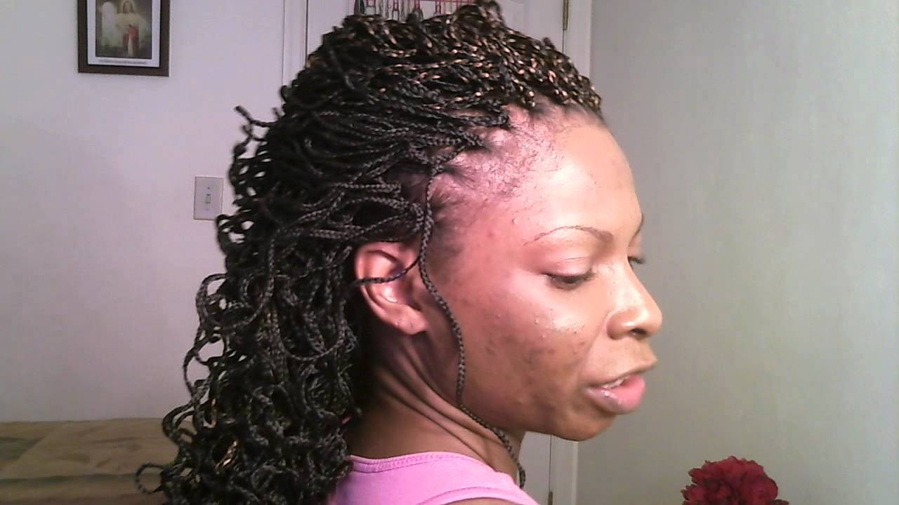 Crochet Hair Micro Braids : Black Hairstyle and Haircuts