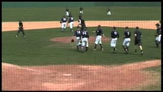 Dayton Baseball Post Game - Vittorio Win No  400 - April 13, 2014