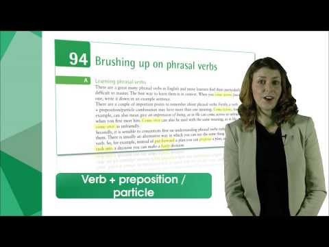 English Vocabulary in Use: Advanced - Learning phrasal verbs